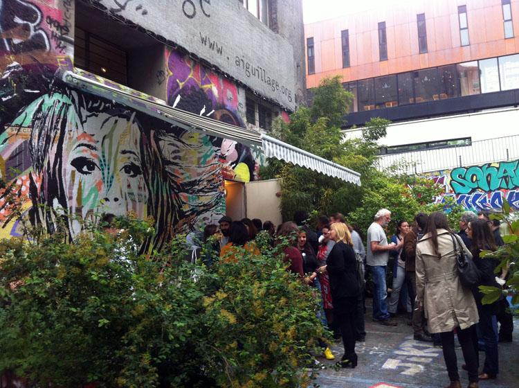Aiguillage galerie arts et saveurs, events